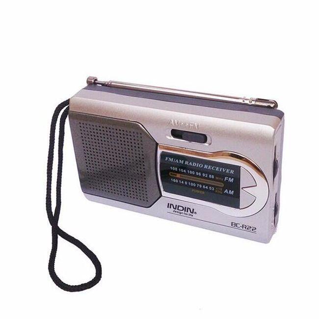 Pratik ve kompakt AM/FM radyo 1