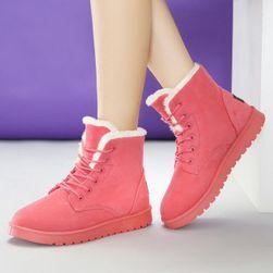 Zateplené zimní boty