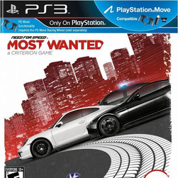 Игра (PS3) Need For Speed Most Wanted 2