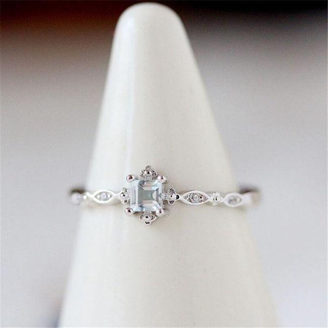 Dámský prstýnek Antoinette 1