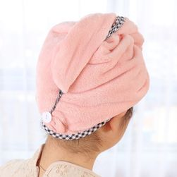 Praktyczny ręcznik do włosów - 4 kolory