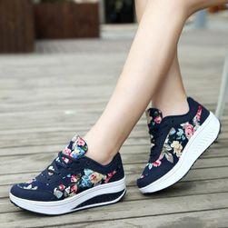 Dámské boty na platformě Rotey