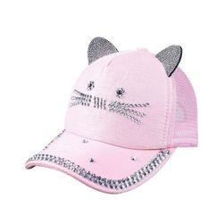 Dziecięca czapka z daszkiem B07971