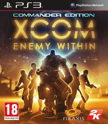 Játék (PS3) XCOM: Enemy Within