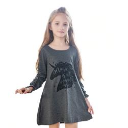Lány ruha egyszarvúval
