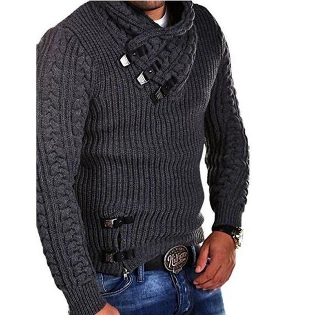 Férfi pulóver Armstrong