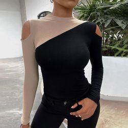 Ženska majica z dolgimi rokavi TF1959