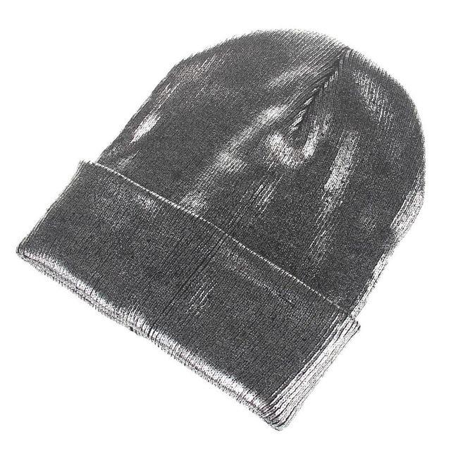 Dámská lesklá zimní čepice - 3 barvy 1