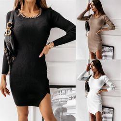 Ženska haljina sa dugim rukavima EA_630668817925