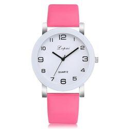 Женские наручные аналоговые часы- разные расцветки