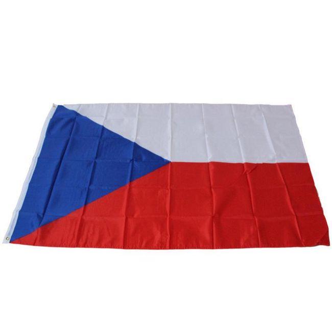 Vlajka České republiky 1