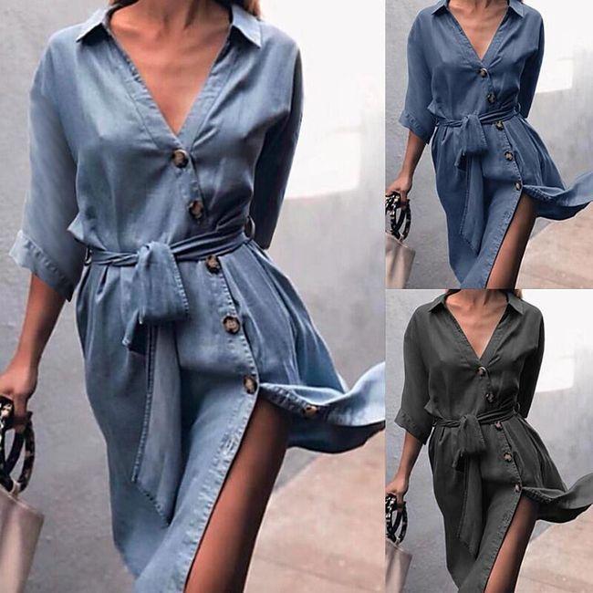 Yolanthe alkalmi ruha - 3 színben