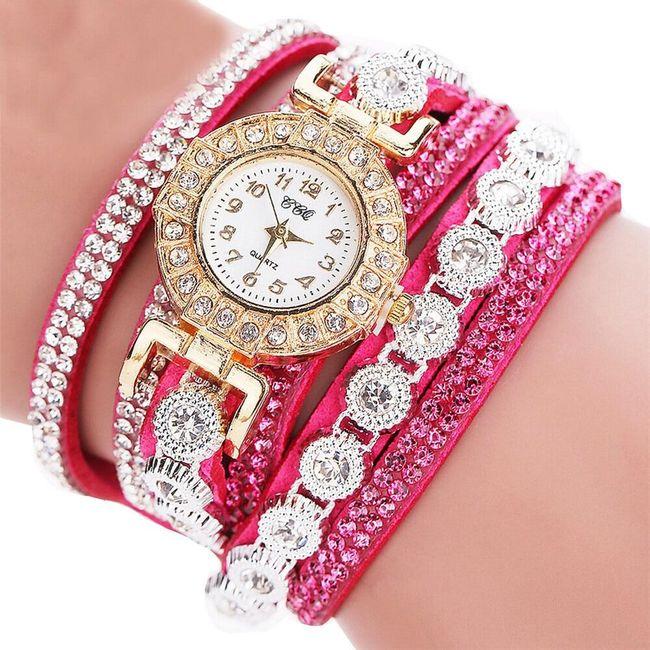 Damski zegarek BB02 1
