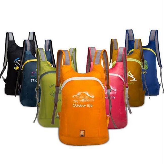 Практичный рюкзак из дышащего нейлона 1