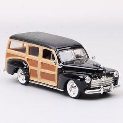 Model samochodu Ford Woody