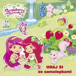 Album obrázkové Strawberry Hraj si se samolepkami RZ_706403