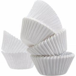 Set papírových košíčků na muffiny 100 kusů - 5 barev