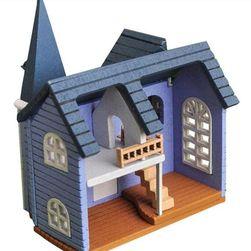 DIY домик для кукол Anabelle