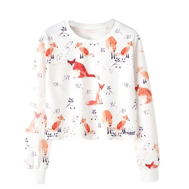 Bayan sweatshirt Amy 1