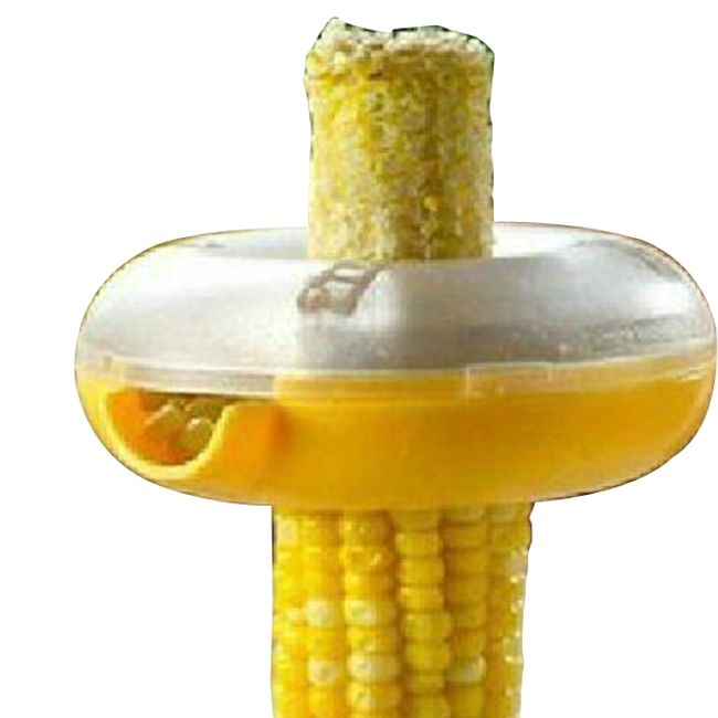 Sprava za čišćenje kuvanog kukuruza 1