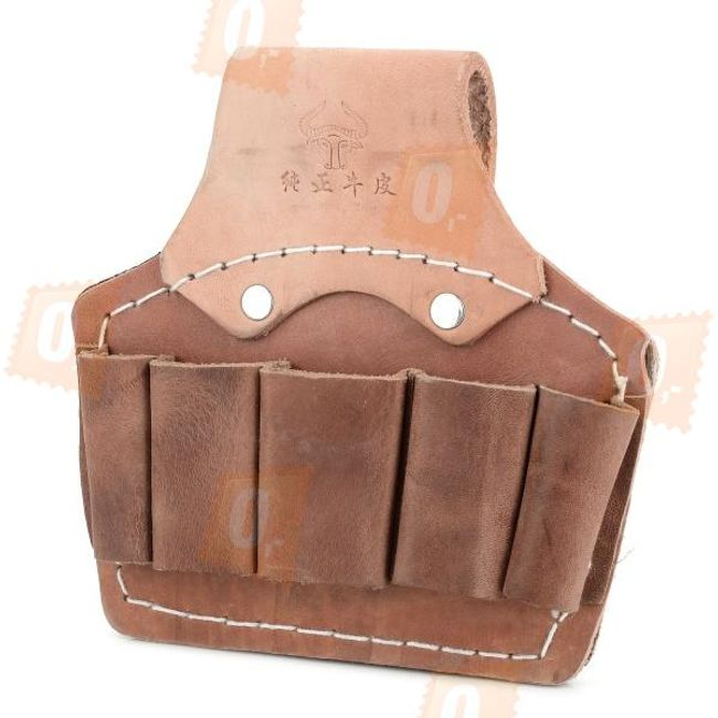 Multifunkční kožená kapsa na nářadí 1