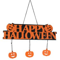 Wisząca dekoracja na halloween