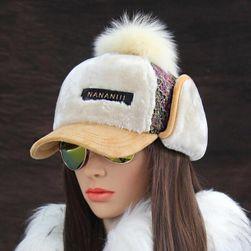 Женская зимняя шапка WC239