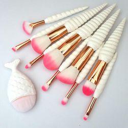 Set de pensule cosmetice Rabana