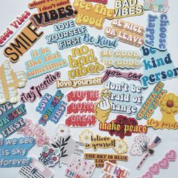 Sticker set Smile