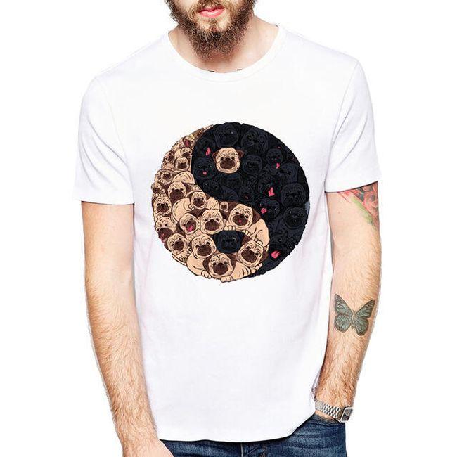 Pánské tričko Leny 1