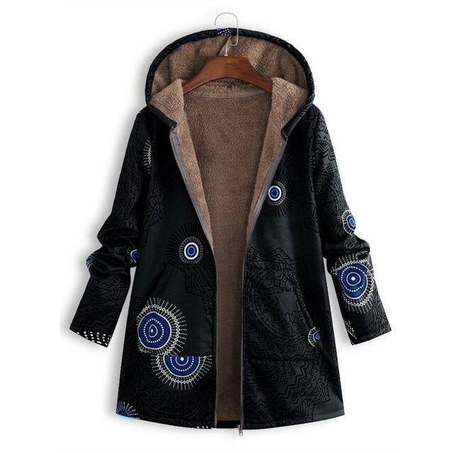 Kabát stílusú pulóver Selerra
