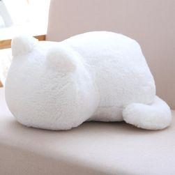 Pernă în formă de pisică - 3 culori