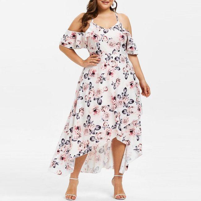 Dámské plus size šaty TF6868 1