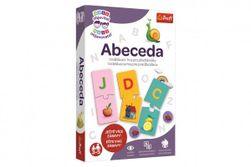 Malý objaviteľ Abeceda spoločenská náučná hra v krabici 19x29x4cm RM_89001981