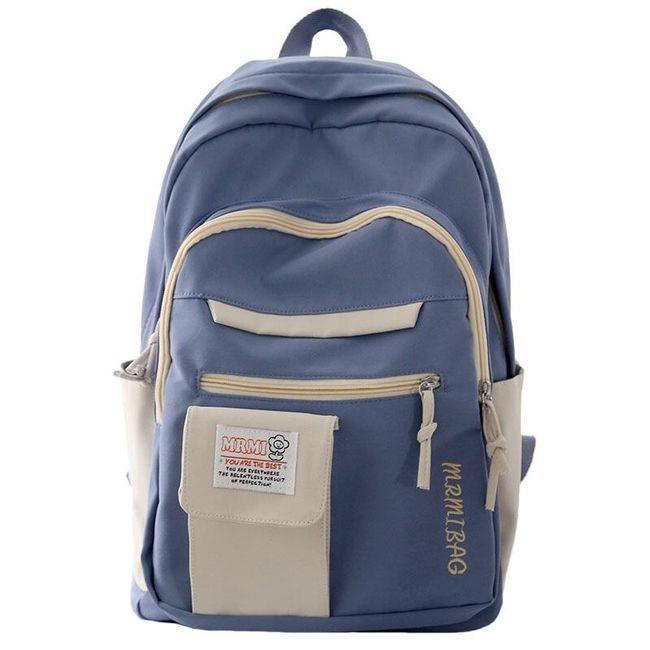 Szkolny plecak Antoinette 1