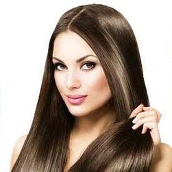 Прядь волос с 16 зажимами