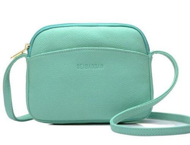 Malá kabelka přes rameno - 6 barev 1