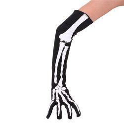 Manusi cu model schelet