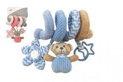 Jucărie zornăitoare agățat la pătuț, 28cm, 2 culori RM_56800094