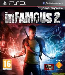 Hra (PS3) inFamous 2