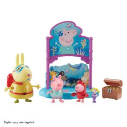 Peppa Pig set Podvodni svet 3 figure in dodatki RZ_071721