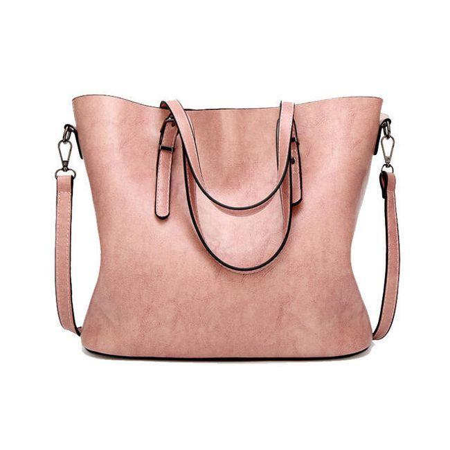 Dámská kabelka v elegantním provedení  - 7 barev 1