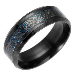 Pánský prsten - 5 barev
