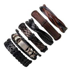 Набор мужских браслетов Dastiel