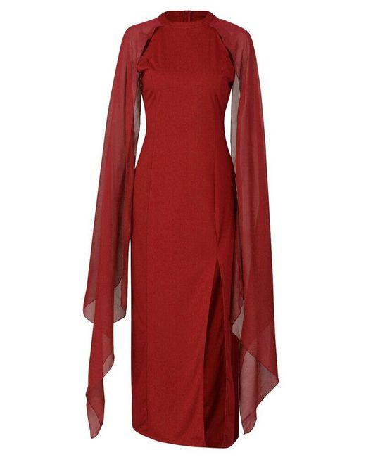Svečana maksi haljina - 4 boje 1