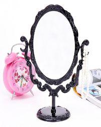 Gótikus tükör fekete