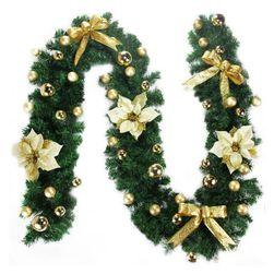 Новогодние декорации Girlia