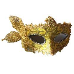 Mască elegantă cu fluture pentru carnaval