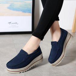 Дамски обувки на платформа DB4589