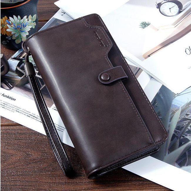 Férfi pénztárca B05412
